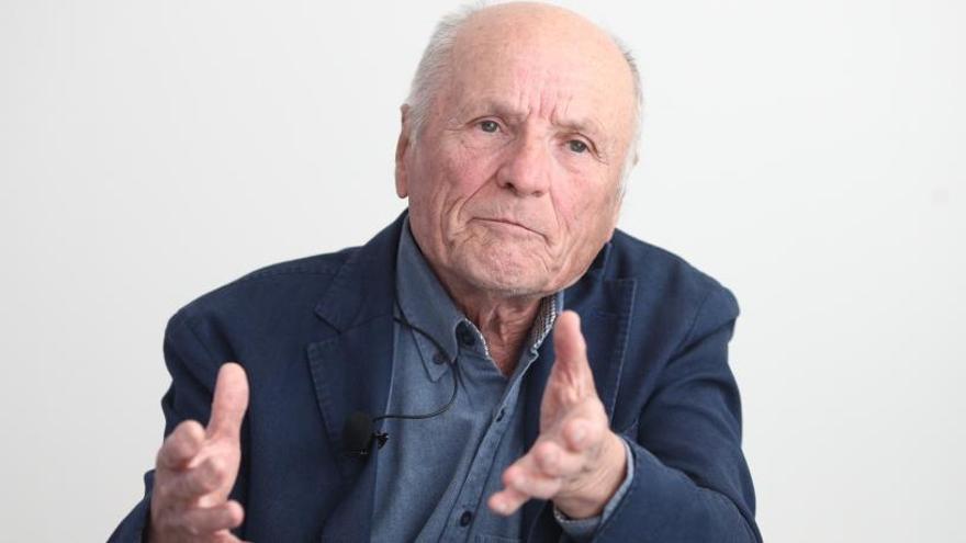 """Antonio López: """"Confío en la ciencia pero en el arte no, el arte no da ninguna solución"""""""