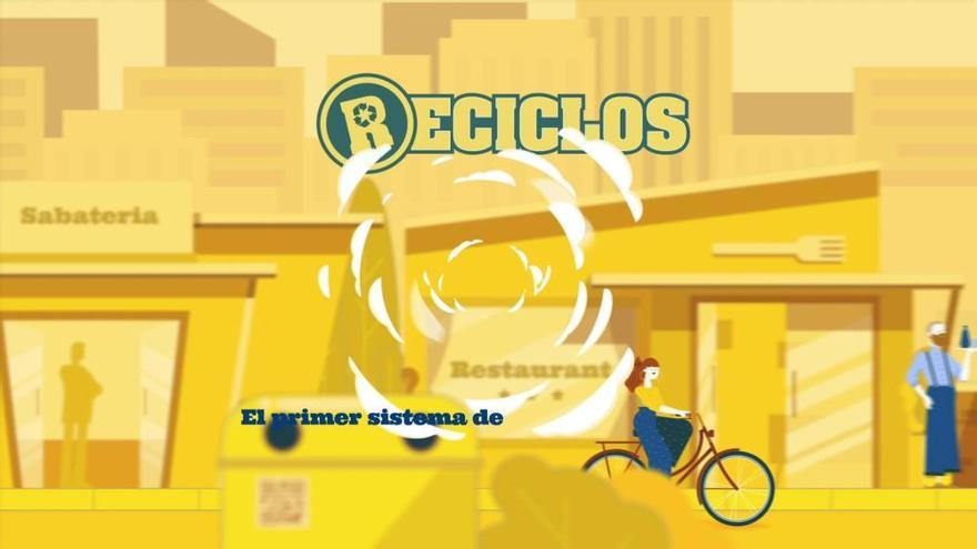 Moià se suma a RECICLOS, el sistema de reciclatge amb recompensa que promou Ecoembes
