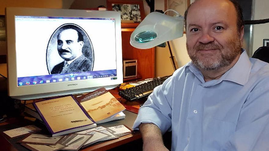"""""""Jerónimo Megías merece un museo como médico y como pionero del turismo"""""""