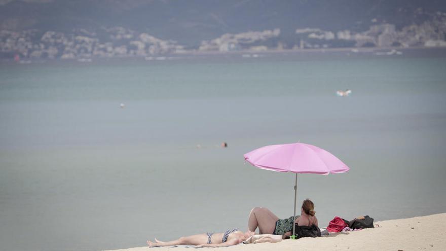 Alerta amarilla por calor en Mallorca y Pitiusas y alto riesgo de incendio
