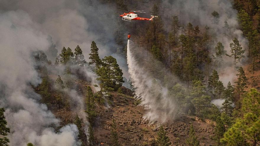El Cabildo de Tenerife devuelve 4,1 millones de un proyecto para localizar incendios