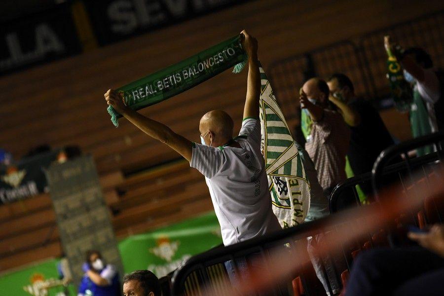 Partido Real Betis - Herbalife Gran Canaria