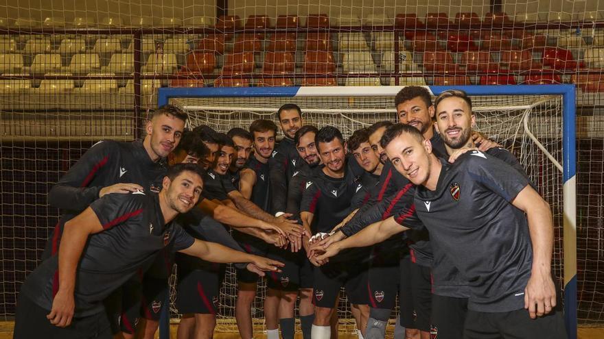 Bautismo del Levante UD FS en la liga de Campeones