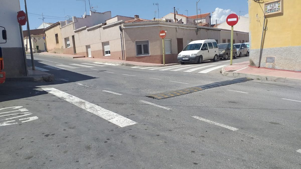 Barrio Borrasca de Monóvar.