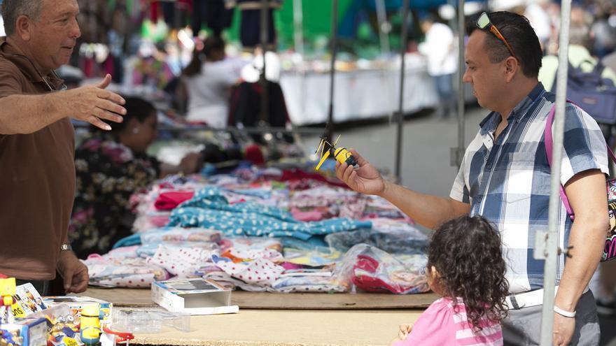 El Mercado de Santa Cruz apoya que el Rastro siga en su ubicación tradicional