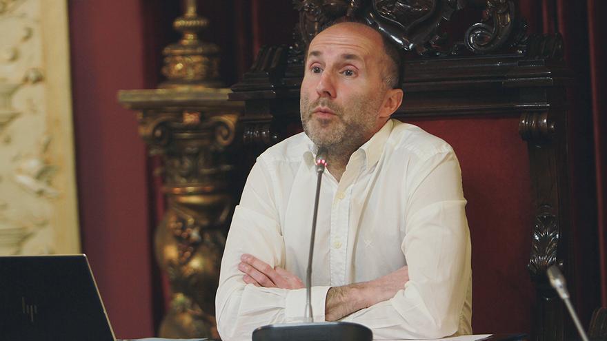 """""""Me temo que el PP va a volver al gobierno de Ourense"""", afirma Jácome"""