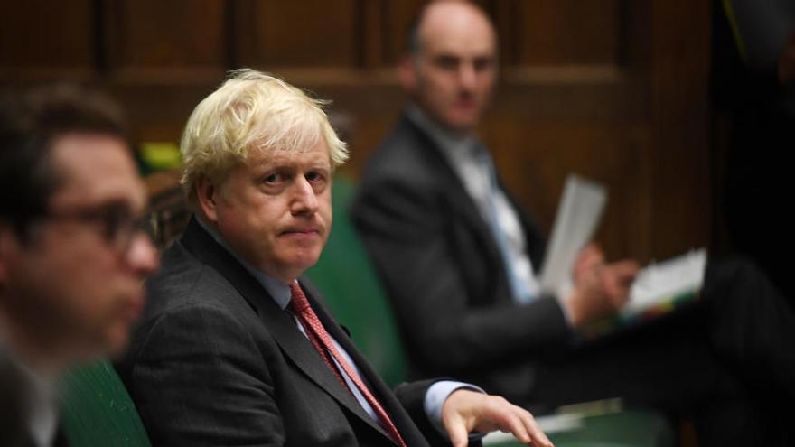 Reino Unido respalda una ley que viola el acuerdo del Brexit
