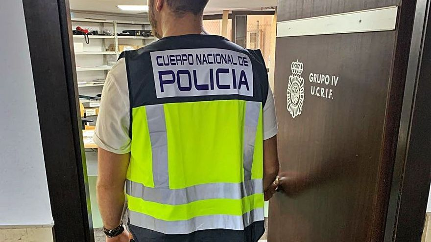 Detenidos catorce moldavos en Palma por falsificar documentos rumanos