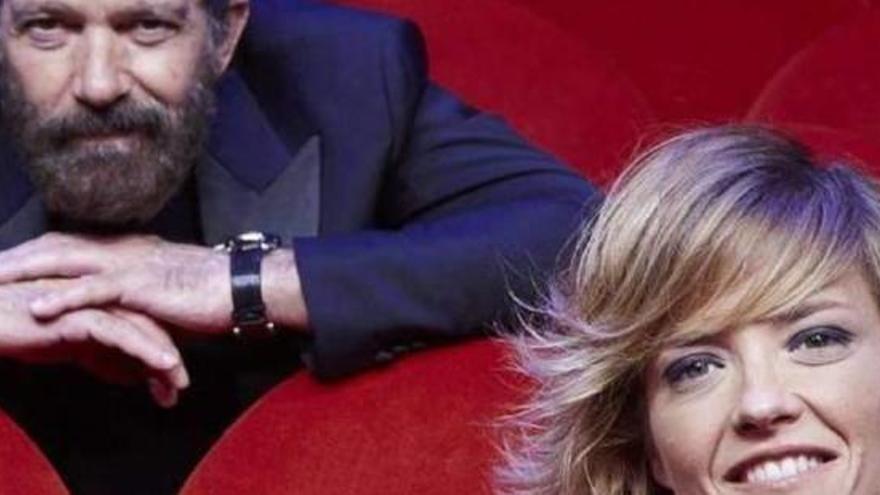 Antonio Banderas i María Casado presentaran els Premis Goya 2021