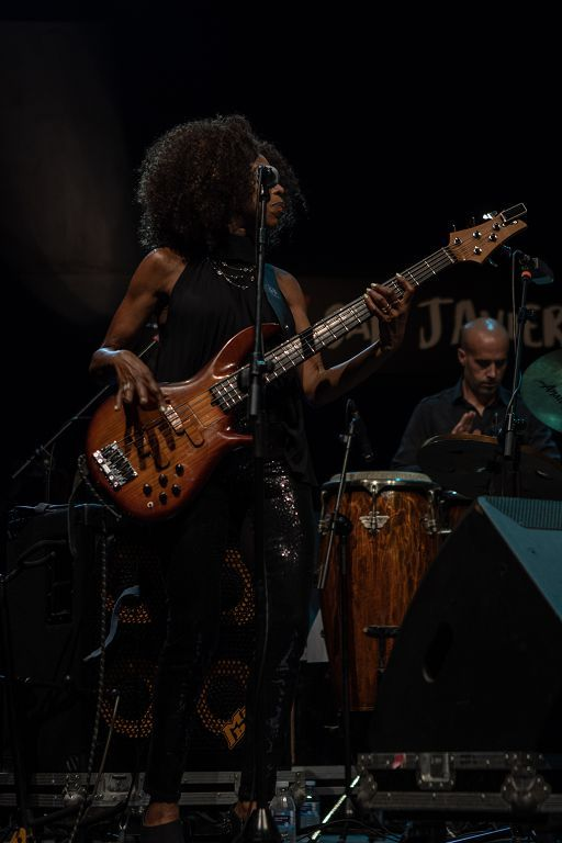 Concierto de Mauri Sanchis Band en el Jazz San Javier