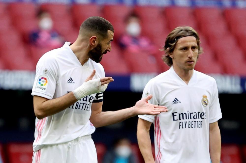 LaLiga Santander: Atlético de Madrid - Real Madrid