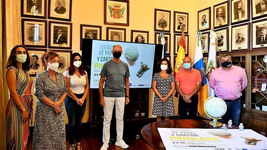 El retorno de la feria artesanal Pinolere tendrá lugar del 8 al 10 de octubre