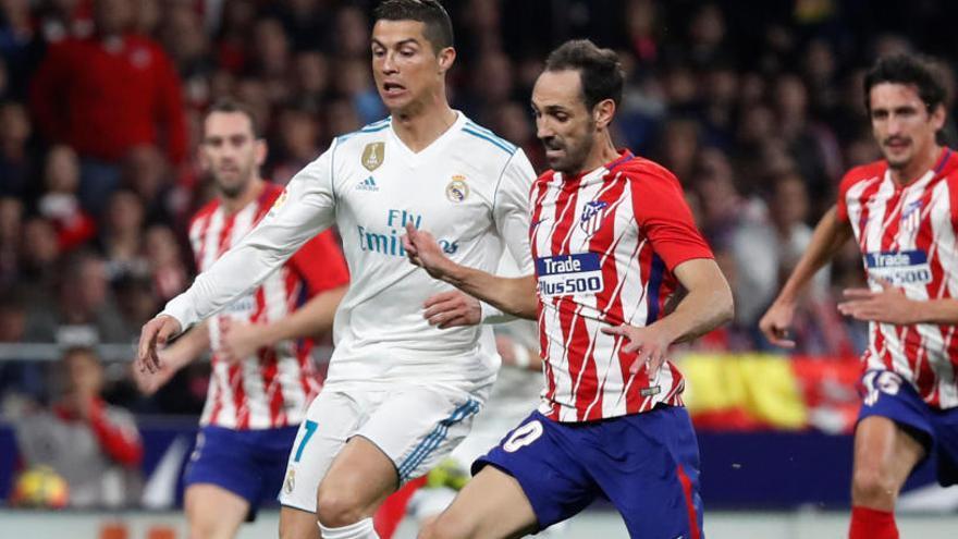 Atlètic i Reial Madrid empaten sense gols