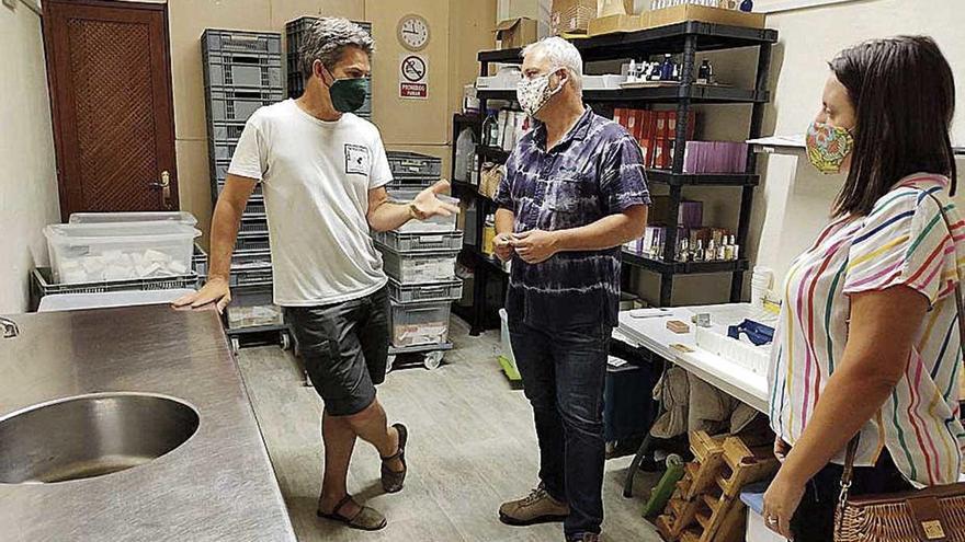 El Consell reparte 346.500 euros en ayudas a los artesanos