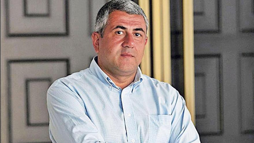 """Zurab Pololikashvili: """"Hay que estudiar cómo el turismo afecta al cambio climático"""""""
