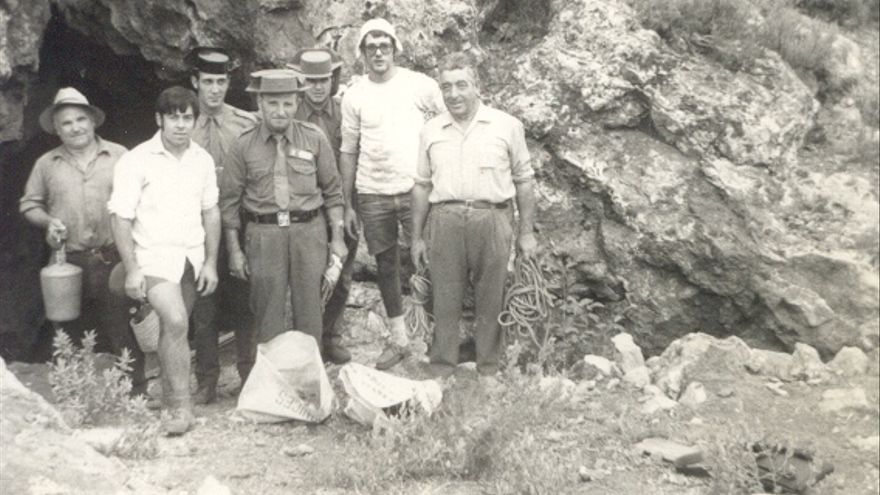 50 años del 'Expediente X' de Llucena: ¿de quién son los cadáveres de la Cova l'Ocre?