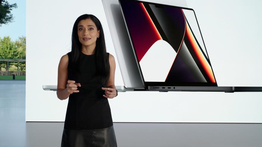 Apple presenta su nueva gama de ordenadores