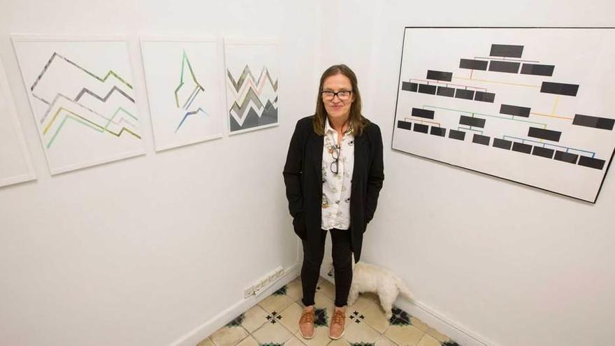 La resistencia de Maite Centol, en la galería de Guillermina Caicoya