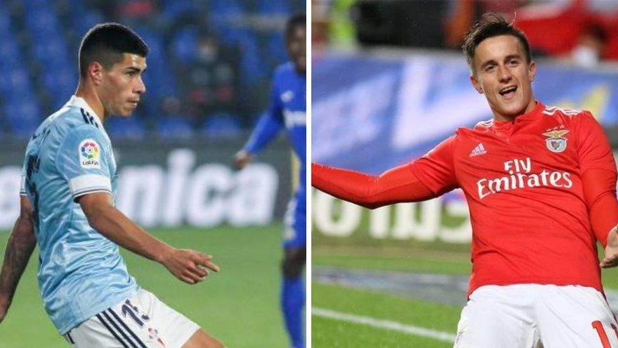 Los clubes ultiman la mudanza de Olaza al Valladolid y la llegada de Cervi al Celta