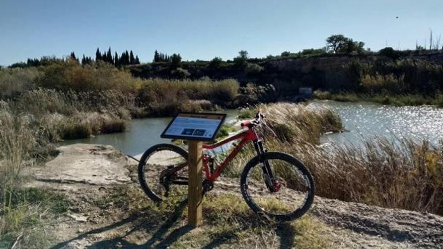 El rico patrimonio de Alfarp  ya se puede visitar en bicicleta