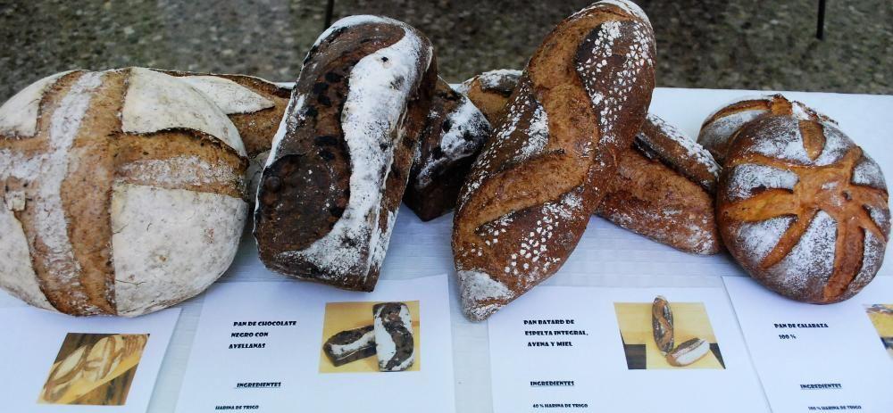 Primer premio panes formato libre. La Tahona del abuelo. El Cabanyal-Valencia.