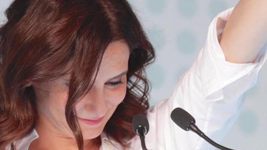 ¿Cómo le gustan los hombres a Isabel Díaz Ayuso?