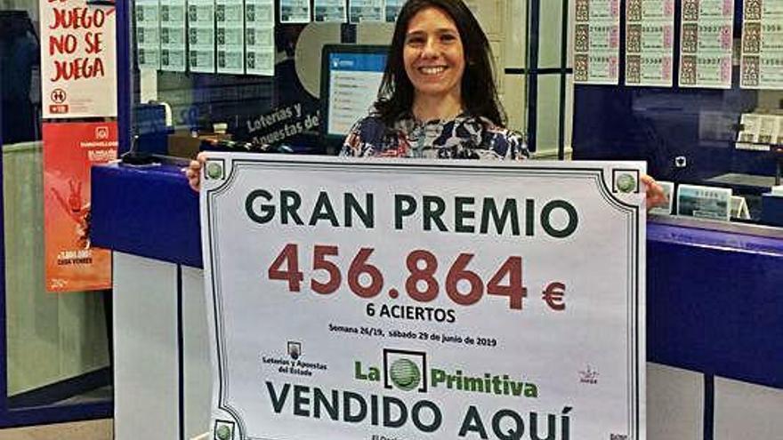 La Primitiva deja en la plaza de Lugo casi medio millón de euros
