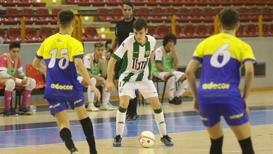 Stilo Textil Córdoba Futsal y Adecor mandan en juveniles