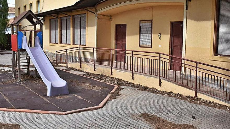 El Consell acepta el antiguo colegio de Algoda para darle un uso social