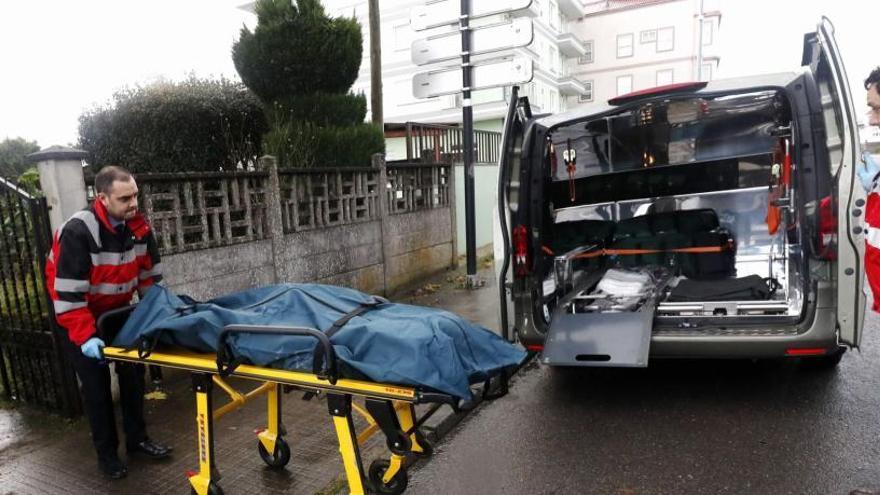 Detenido en Rábade por el homicidio de un sexagenario