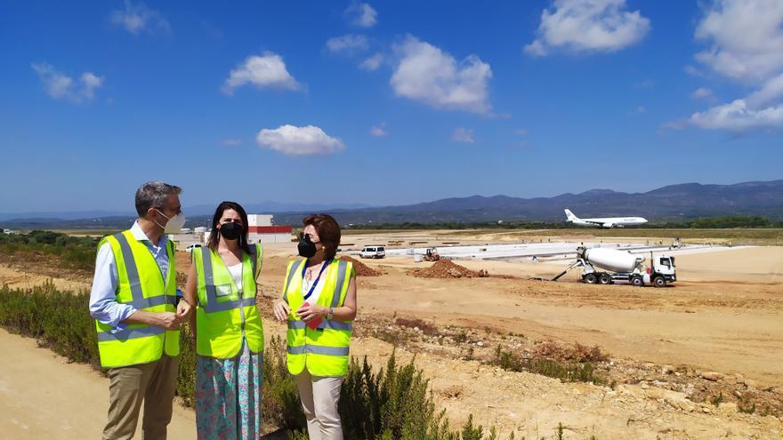 Mejoras en el aeropuerto de Castellón