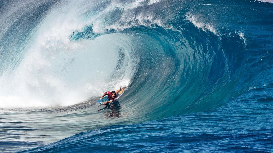 El Frontón,  o la ola madre