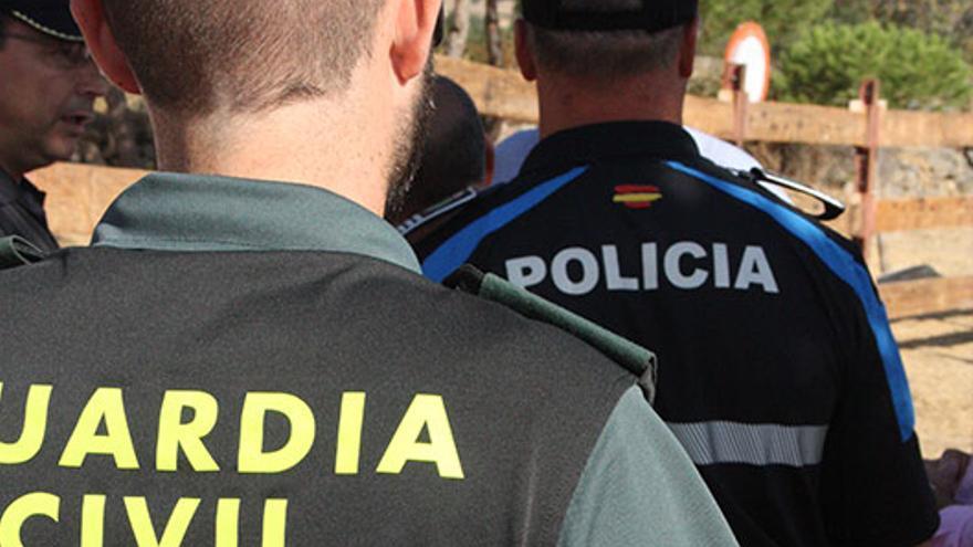 Tres personas detenidas por el mal estado de sus animales en fincas de Gran Canaria