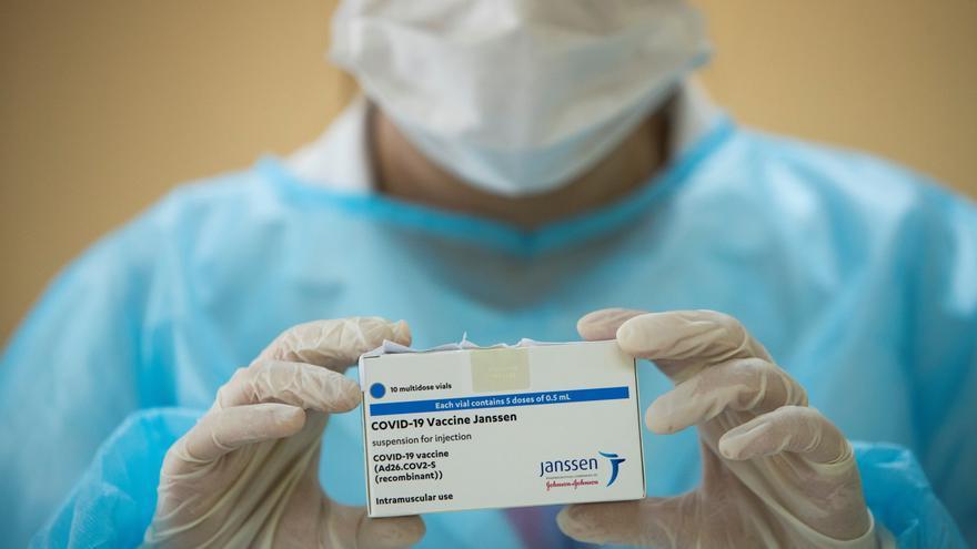 Sanidad autoriza que los vacunados con Janssen reciban una dosis de refuerzo