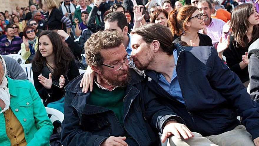 "Podemos Zamora tilda de ""repugnantes"" las amenazas a Iglesias"