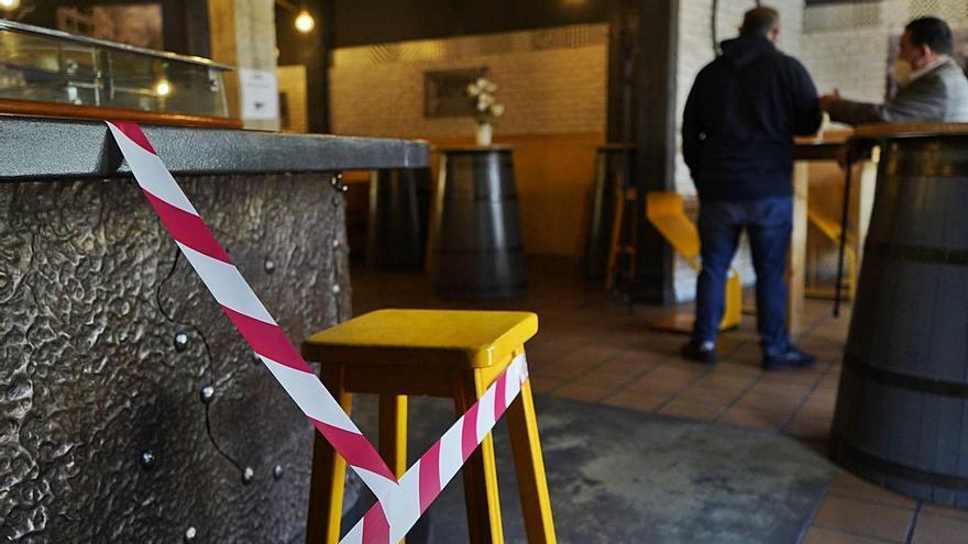 El PIB de Zamora se deja 600.000 euros al día por el cierre de la hostelería