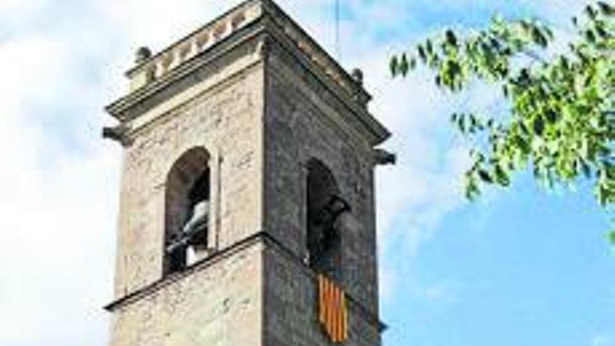 70è aniversari de les campanes de Navès amb una missa i una processó