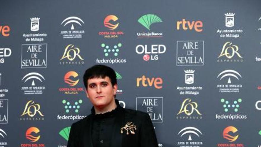 La alfombra roja de los Premios Goya 2020