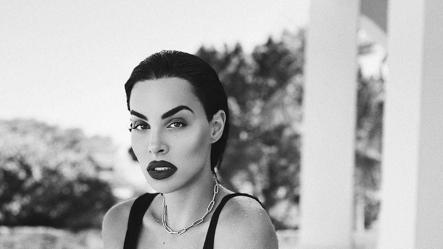 La Jedet, actriz de La Veneno, acompaña a Dulceida en sus vacaciones en Ibiza