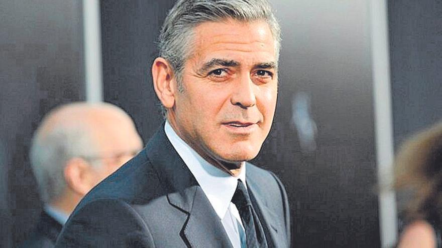 La suerte de besar | George Clooney escribe cartas de amor