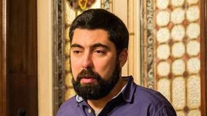 Xiao Varela será el coordinador de Galicia en Común en el Congreso