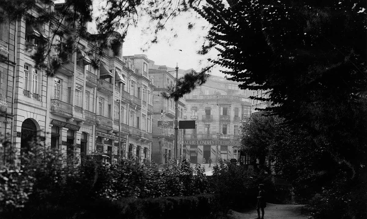 Alameda de Vigo 1920-1936