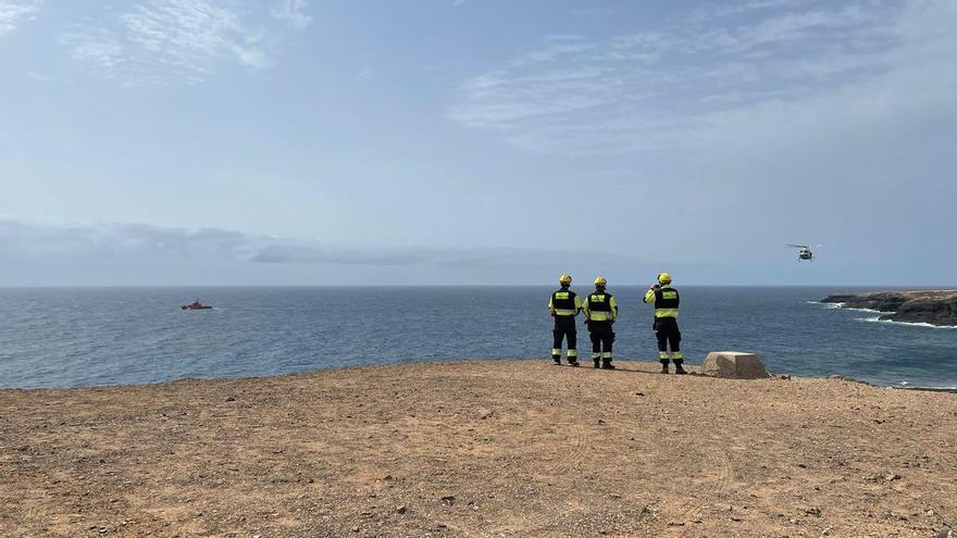 Buscan a un joven que practicaba apnea en Fuerteventura