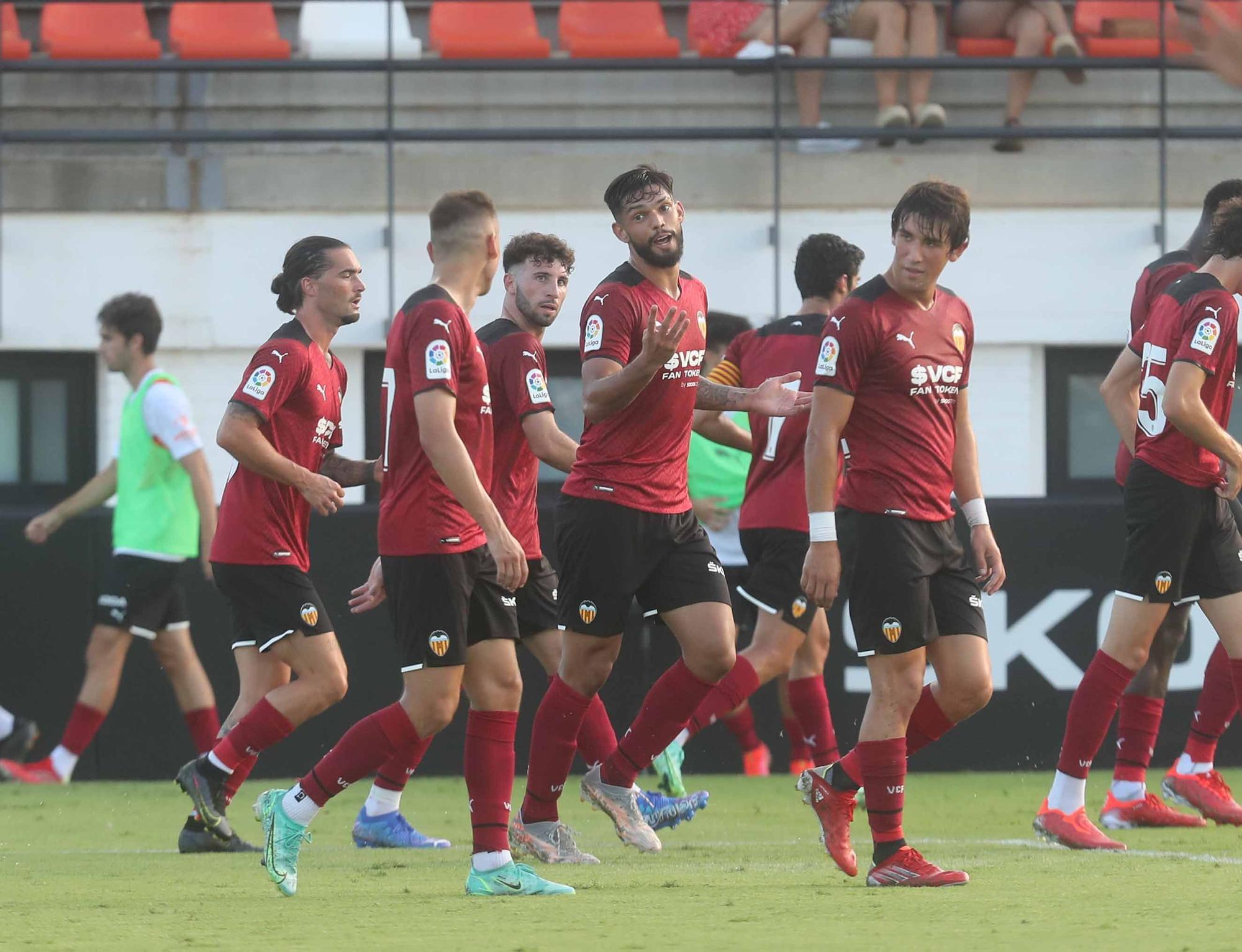 Valencia CF - Cartagena