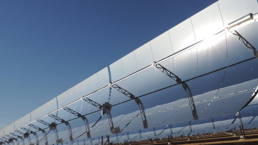 La energía termosolar como tecnología nocturna gestionable