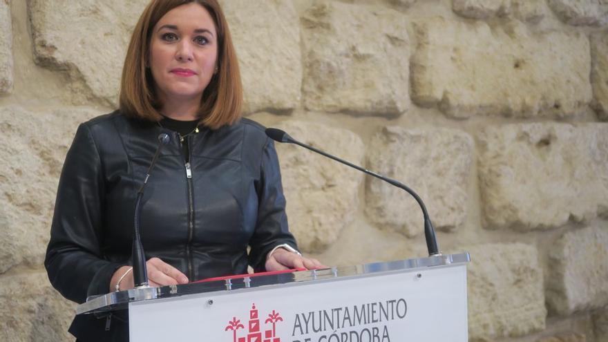 Carmen Campos baraja presentarse también lo a la secretaría general del PSOE de Cordoba