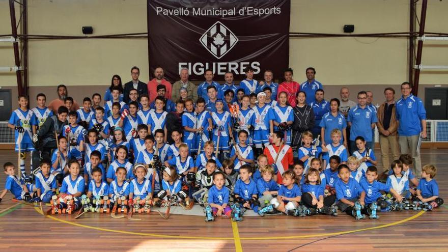 El CH Figueres crea 11 equips de base en vuit anys