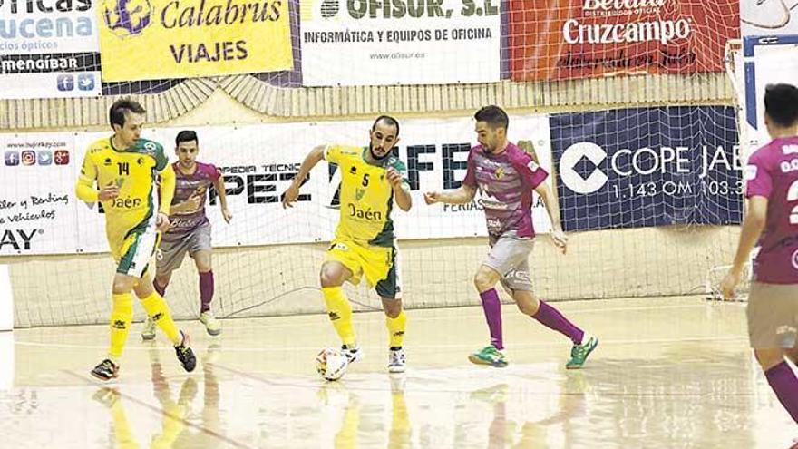 El Palma Futsal deja escapar la victoria