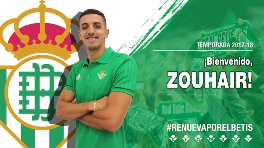 Zou Feddal fitxa pel Betis