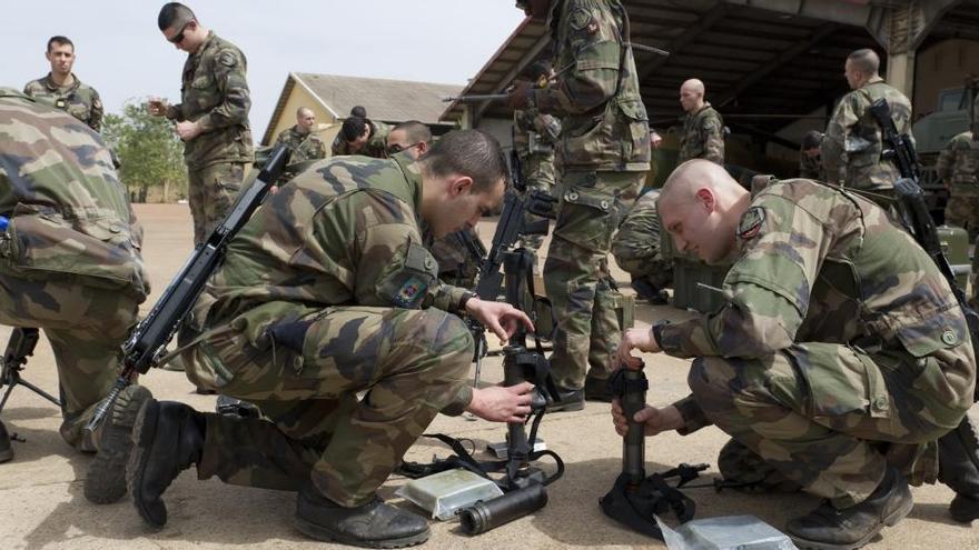 Dos militares franceses mueren en una operación al este de Mali